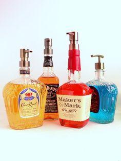 【DIY】 お酒の空き瓶で作るソープディスペンサーがお洒落すぎる♡ - curet [キュレット] まとめ
