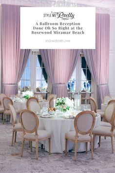 On SMP, we're featuring a ballroom reception (with mountain AND ocean views) that's the epitome of classic elegance from beginning to end. You don't want to miss the romantic details!! LBB Photographer: @josevilla  #ballroomwedding #ballroomreception #ballroom #indoorwedding #classicwedding Ballroom Wedding Reception, Modern Wedding Venue, Florida Wedding Venues, Elegant Wedding, Dream Wedding, Wedding Ideas, Garden Wedding, Wedding Stuff, Small Beach Weddings
