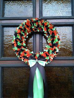 Keď prší tvorte alebo vyzdobte si dvere venčekom v jesenných farbách *FOTOPOSTUP* / zuzkaaaaa » SAShE.sk - slovenský handmade dizajn