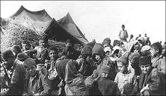 Orphaned Armenian children, 1915