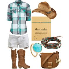 Rascal Flatts Concert Outfit