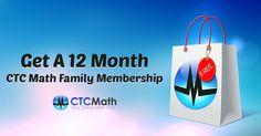 Homeschool Math Curriculum: Win a 12 Month Family Membership to CTC Math (value $297)!