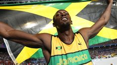 Olympics Golden Weekend Highlights - #UsainBolt Rocket Man 100m Legend wins gold in 9.63 seconds