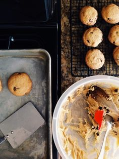 """""""Baking cookies is comforting, and cookies are the sweetest little bit of comfort food. They are very bite-sized and personal."""" - Sandra Lee"""