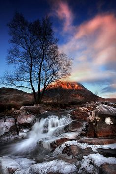 Scottish Highlands by Paddy McDougall  Visit www.exploreuktravel.co.uk for holidays in Scotland