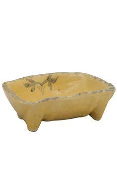 Witte potjes voor olijven met een doorsnede van 8 cm per potje deze handgemaakte potjes komen - Hoe een studio van m te voorzien ...
