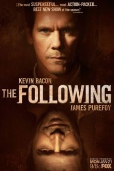 The Following. Love this series!  Keeps you on the edge of your seat...