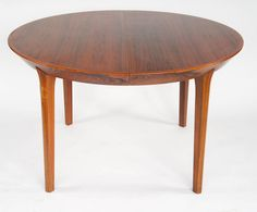 Kai Kristiansen Dining Table with Two Board Extensions image 3