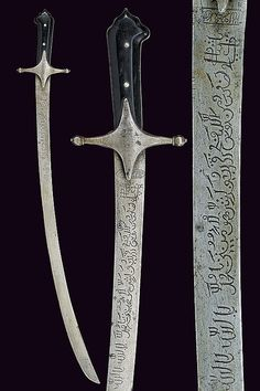 Fantasy Weapons, Fantasy Rpg, Medieval Fantasy, Swords And Daggers, Knives And Swords, Stainless Steel Knife Set, Saber Sword, Turkish Soldiers, Arm Armor