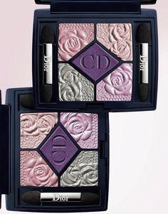 Dior Garden Party make-up collection - Spring Summer 2012 (Garden Roses)