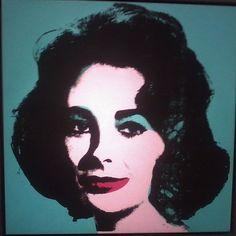 Blue Liz, 1962 BY ANDY WARHOL
