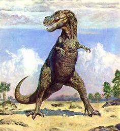Tyrannosaurus Rex - Ray Harryhausen's Creatures Wiki