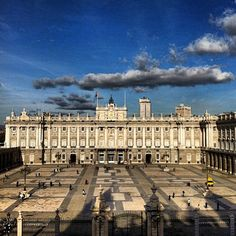 Royal Palace of Madrid:  Luxurious, over-the-top rococo palace with over 2,000 opulently gilded rooms.  Allocate about 3 hours.  Fee: yes