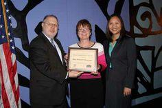 Nevada recipient, Hon. Deborah Schumacher