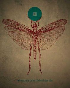 Bible Inspired Poster Designs by Jim LePage | Abduzeedo Design Inspiration