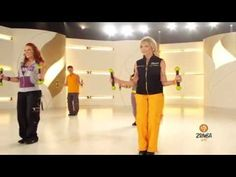 http://www.zumbagold.com  From the first step to the final workout, Zumba® Gold LIVE IT UP™ moves you toward your ultimate goal: health and vitality. Shake it up with exciting dance-fitness workouts featuring upbeat Latin and world rhythms, and fuel your moves with nutritional tips. Zumba® Gold LIVE IT UP is the total-body wellness program that f...