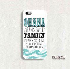 """Ohana"" Phone Case"