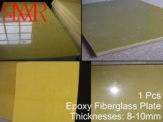 Fiberglass Board Plate Sheet G10 Fr4 Epoxy Yellow