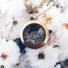 We've put a sprinkling of Herkimer Diamonds (actually quartz crystals) inside this locket, and when they catch the light they sparkle just like the real thing. Herkimers are mined in upstate New York, making them probably the most local mineral we work with. If you'd rather put a photo inside, feel free; there's a magnetic closure so you can add whatever you like. The space between the two panes of glass can accommodate all kinds of small objects - the possibilities are endless.    Mad.....