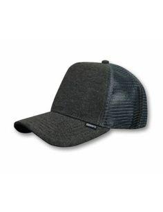 56f4f370831bc Djinn s Cut   Sew Trucker Cap charcoal Charcoal