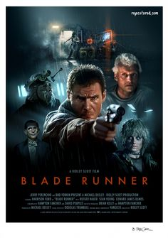 """Blade Runner"" by Brian Taylor"