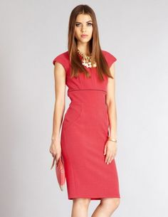 Aftershock Tailored Shift Dress £69