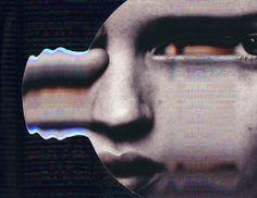 "mirrormaskcamera: "" zeroing: "" emon toufanian © "" In Limbo "" Mario Sorrenti, Glitch Art, Glitch Video, My Tumblr, Photo Manipulation, Art Direction, Art Photography, Photo And Video, Artwork"