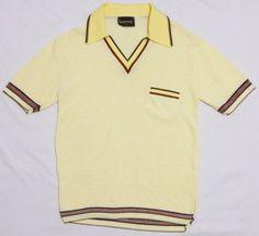 70s polo shirts
