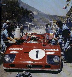 Alfa Romeo 33TT12 ''Targa Florio'' 1973 / 1974