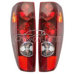 New Taillight Taillamp Assembly DOT 04-12 Canyon Colorado Pickup Truck Pair Set #NEWAFTERMARKET