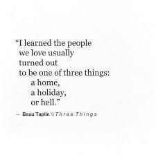 Ha!! The thing about love