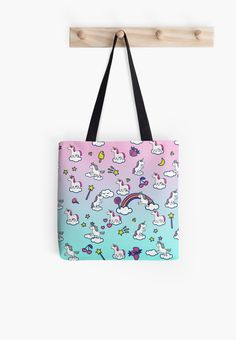 Unicorn Is That Girl That You Cant Catch Tote Bags ALL PRODUCTS!
