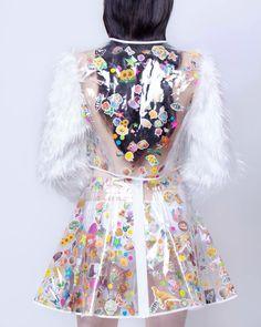 IndyAnna Fashion- the cutest rain coat