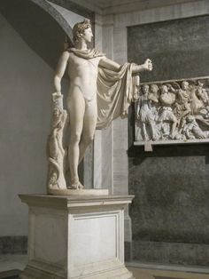 Apollo, Vatican Museums.