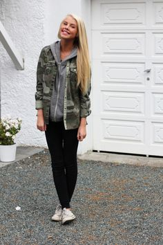 kind of want an army jacket