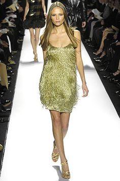 Michael Kors Collection Fall 2007 Ready-to-Wear Fashion Show - Natasha Poly