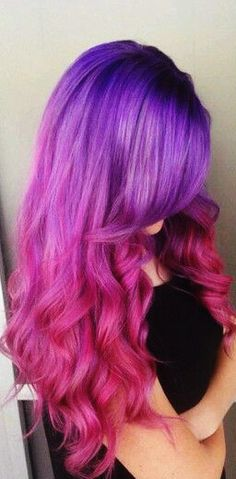 purple pink melt