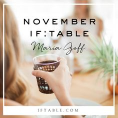 IF:Table November 2016 - For Every Season