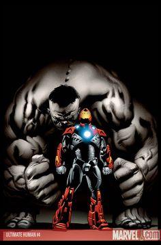 #Hulk #Fan #Art. (ULTIMATE HUMAN (2008) #4 Cover) By: Carry Nord. (THE * 5 * STÅR * ÅWARD * OF: * AW YEAH, IT'S MAJOR ÅWESOMENESS!!!™)[THANK U 4 PINNING<·><]<©>