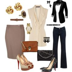 """""""Office or Date Night"""" by jvol1052 on Polyvore"""
