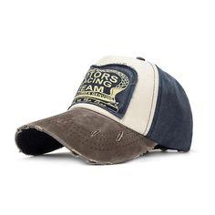 8a84c86cd2b Wholesale Brand Men Women Baseball Cap Spring Cotton Cap Unisex Baseball  Caps Snapback Hat Summer Hip Hop Grinding Multicolor