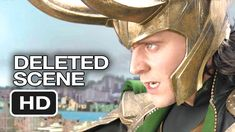 The Avengers Deleted Scene - The Other Tells Loki To Lead (2012) - Scarl...