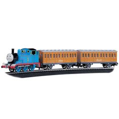 Bachmann HO Scale Thomas with Annie and Clarabel Train Set #modeltrainsets