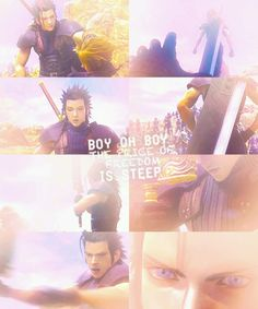 Zack Fair - Final Fantasy VII Crisis Core