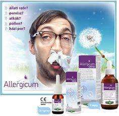 Allergia? Gyógyítható! 2 termék, 14 szinergikus, természetes összetevő!
