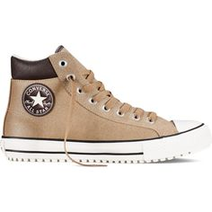 59244aefff81 Shoes! Chuck Taylor All Star Converse Boot PC – sand dune burnt umber egret  Sneakers