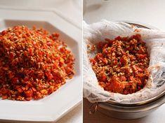 Zdravé sirupy - Slunečný život Chana Masala, Fried Rice, Macaroni And Cheese, Menu, Sweets, Homemade, Baking, Ethnic Recipes, House