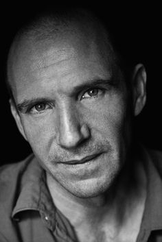 Ralph Fiennes by Barry McCall