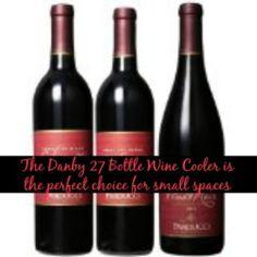 Danby  DWC276BLS  27 Bottle Wine Cooler Review