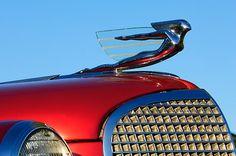 "1937 Cadillac ""Goddess"" Hood Ornament"